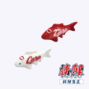 勝鯉-錦鯉箸置(2客ばら)集合-logo