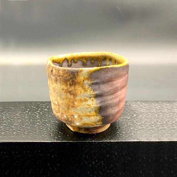 備前胡麻焼酎呑s-001