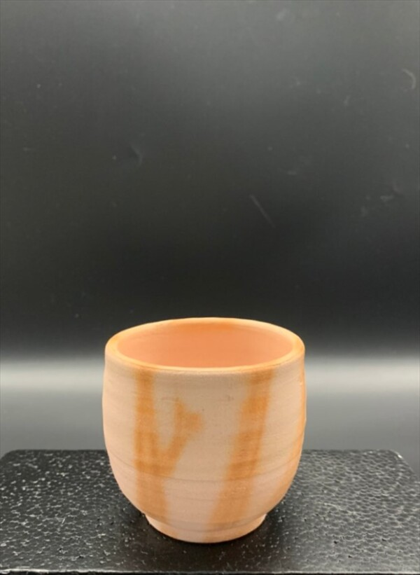 四季彩備前湯呑siki